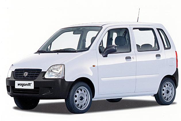 Suzuki WagonR+ 1.0