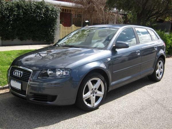 Audi A3 2.0 PDTDI DSG Automatic