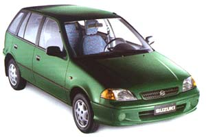 Suzuki Swift 5 ajtós 1.3