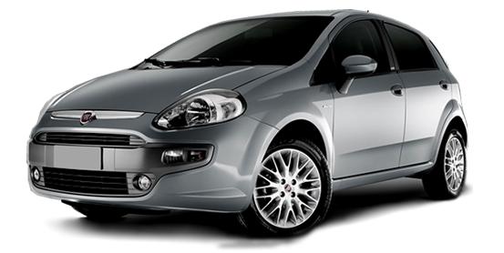 Fiat Punto 1.4 8V Easy