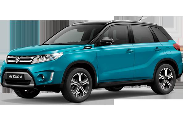 Suzuki Vitara 1.6 GLX+ Navi, Automatic